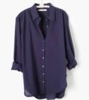 XIRENA - True Navy Beau Shirt