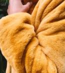 ATELIER EXCLUSIVE - TRUE LOVE COAT MUSTARD