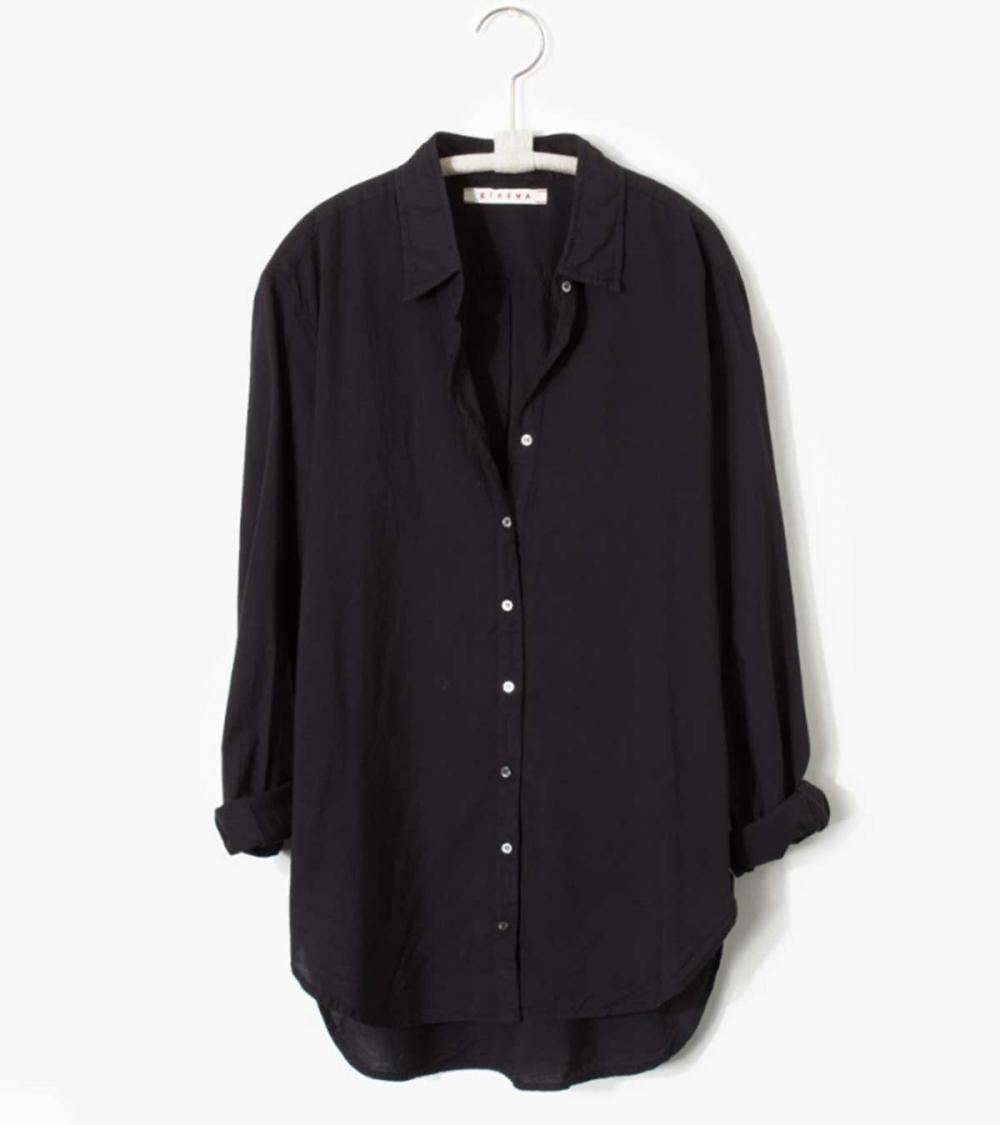 XIRENA - BLACK SHIRT