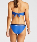 VITAMIN A- MILA TOP BLU BAR STRIPE
