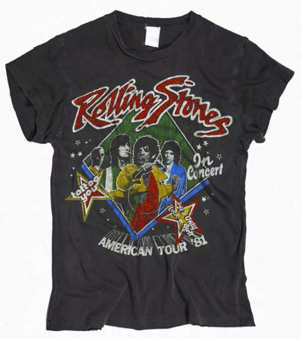 MADEWORN -ROLLING STONES SOLD OUT '81
