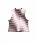 DONT TELL MAMA-SAILOR BREEZY TANK RED SRRIPS