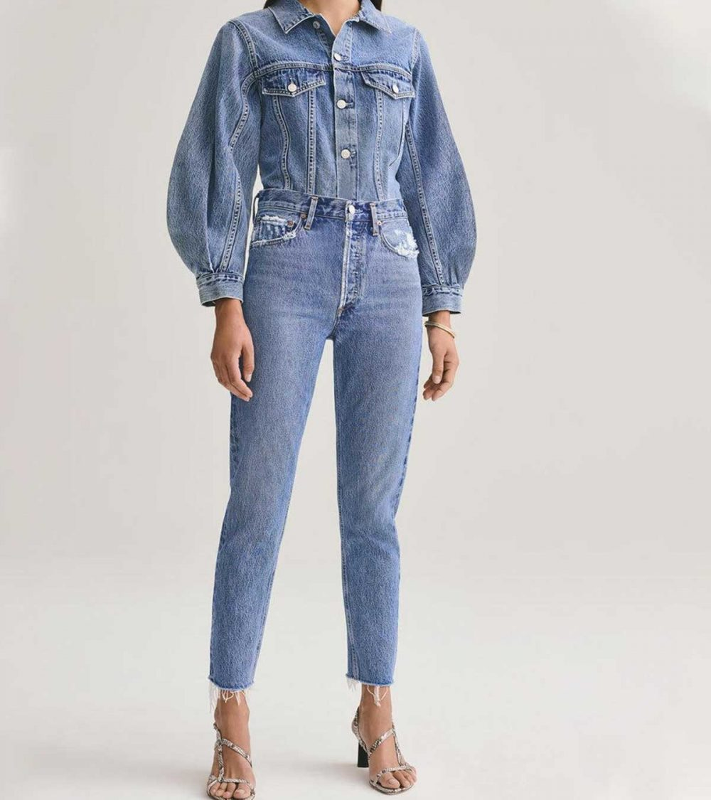 AGOLD-JAMIE JEANS