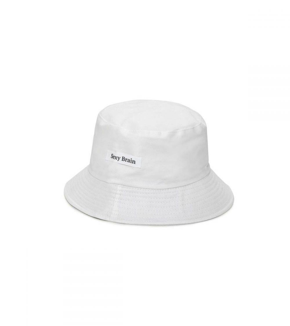 DONT TELL MAMA- SEXY BRAIN HAT WHITE