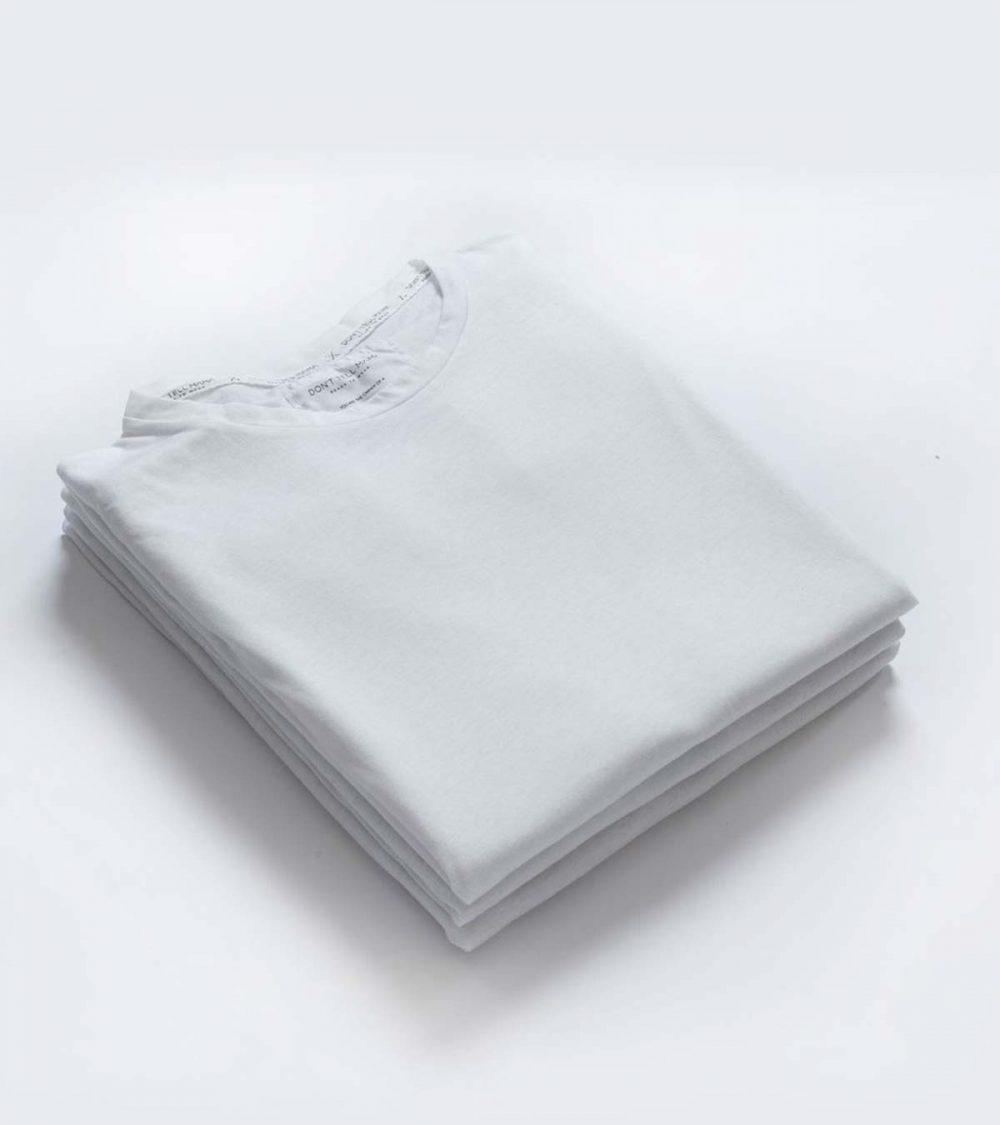 DONT TELL MAMA-3 WHITE BLANK DTM TSHIRT