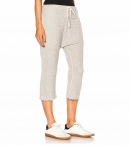 R13-FIELD SWEATPANTS,  HEATHER GREY